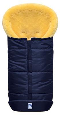 Конверт из овчины Heitmann Felle 968 Lambskin Cosy Toes (синий) конверт детский heitmann felle зимний конверт premium синий