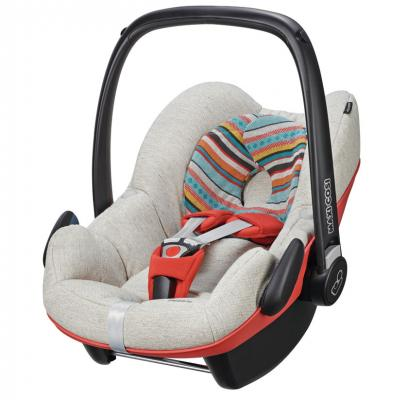 Автокресло Maxi-Cosi Pebble (folkloric red)