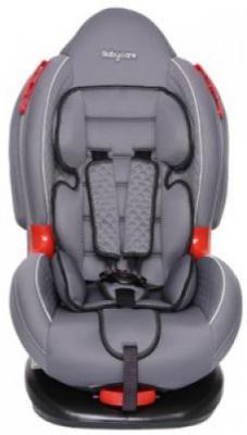 Автокресло Baby Care BC-02 Isofix Люкс Ultra (серый)