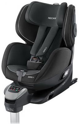 Автокресло Recaro Zero.1 (performance black) автокресло recaro recaro автокресло optiafix performance black черное