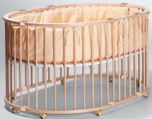 Детский манеж Geuther Baby-Parc (цвет NA 35) манеж кровать geuther lucilee цвет na 32