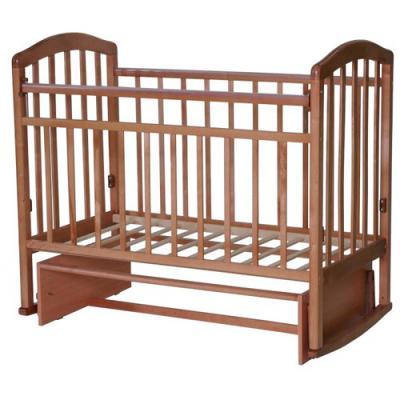 Кроватка с маятником Антел Алита-3 (бук)