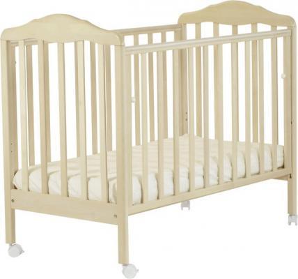 Кроватка-качалка СКВ Березка (бежевый/170119)