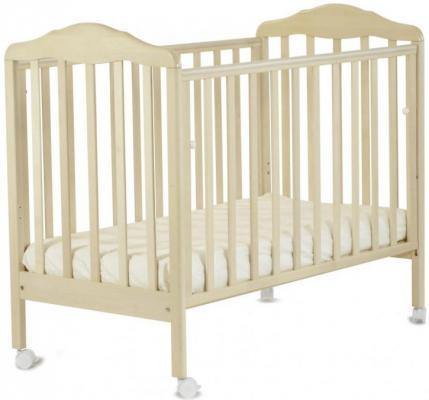 Кроватка-качалка СКВ Березка (береза/170115)