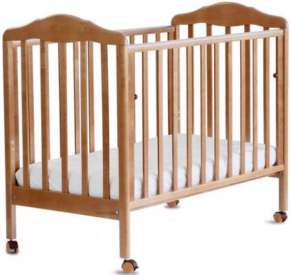 Кроватка-качалка СКВ Березка (бук/170116)