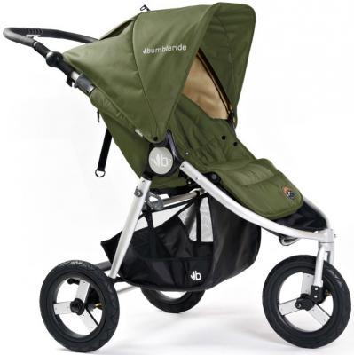 Прогулочная коляска Bumbleride Speed (camp green) коляска прогулочная happy baby neon jetta green