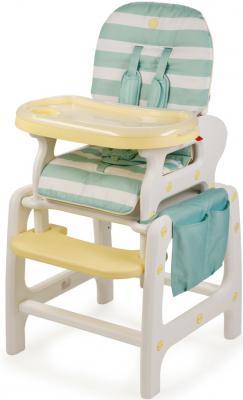 Стульчик для кормления Happy Baby Oliver V2 (blue)