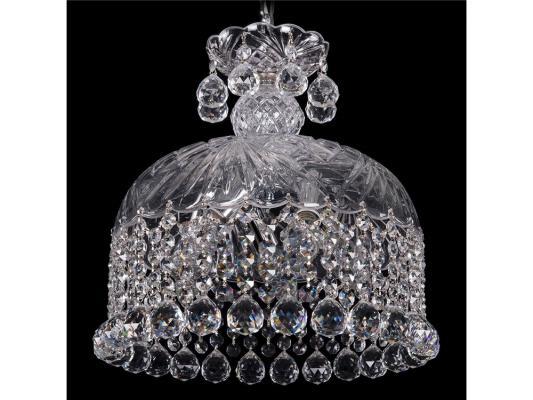 Подвесная люстра Bohemia Ivele 7715/30/Ni/Balls люстра подвесная bohemia ivele 7715 nickel 7715 35 ni balls