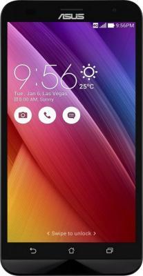 """купить Смартфон ASUS Zenfone 2 Laser ZE550KL белый 5.5"""" 32 Гб LTE Wi-Fi GPS 3G 90AZ00L2-M02720 недорого"""