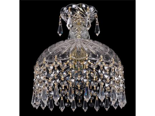 Подвесной светильник Bohemia Ivele 7715/22/1/G/Drops подвесной светильник bohemia ivele 7715 22 1 g drops