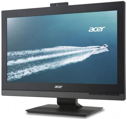 "Моноблок 23.8"" Acer Veriton Z4820G 1920 x 1080 Intel Core i3-6100 4Gb 500Gb Intel HD Graphics 530 64 Мб Windows 10 Home черный DQ.VNAER.011"