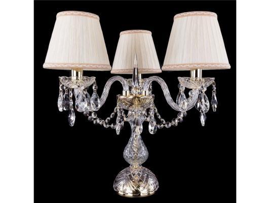Настольная лампа Bohemia Ivele 5706/3/141-39/G/SH33A