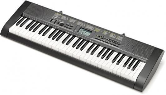 Синтезатор Casio CTK-1250 61 клавиша USB черный
