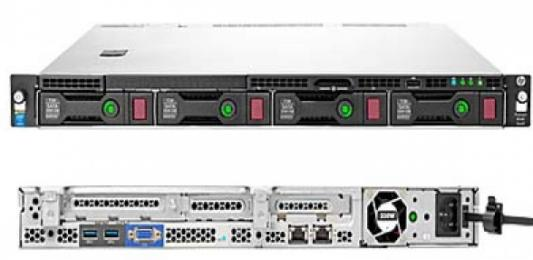 Сервер HP ProLiant DL60 830012-B21