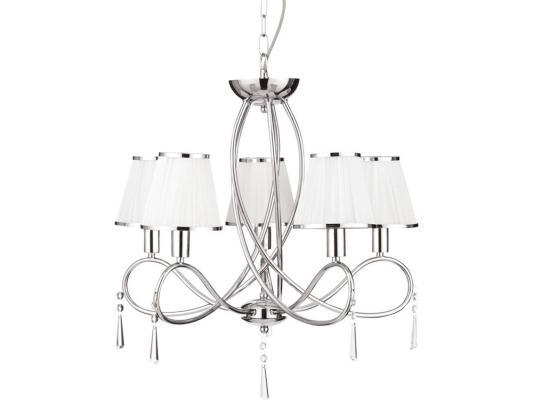 Подвесная люстра Arte Lamp Logico A1035LM-5CC подвесная люстра arte lamp brooklyn a9484sp 5cc