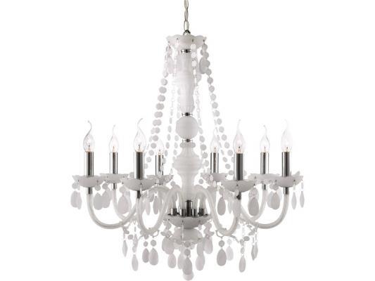 Подвесная люстра Arte Lamp Moris A8888LM-8WH подвесная люстра arte lamp biancaneve a8110lm 8wh