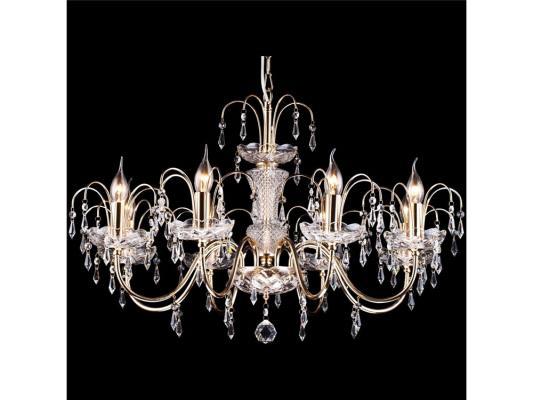 Подвесная люстра Arte Lamp Sparkles A3054LM-8GO arte lamp подвесная люстра arte lamp bellator a8959sp 5br