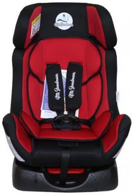 Фото - Автокресло Mr Sandman Venice (черный-красный) автокресло mr sandman valencia fix черный красный amsvf 0657kres1724
