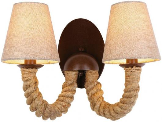 Бра Arte Lamp Corda A8958AP-2BR