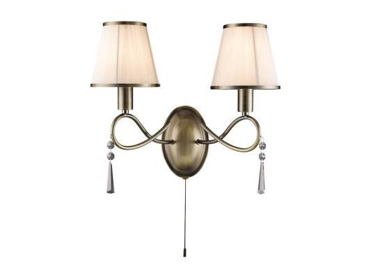Бра Arte Lamp Logico A1035AP-2AB бра arte lamp logico a1035ap 2ab