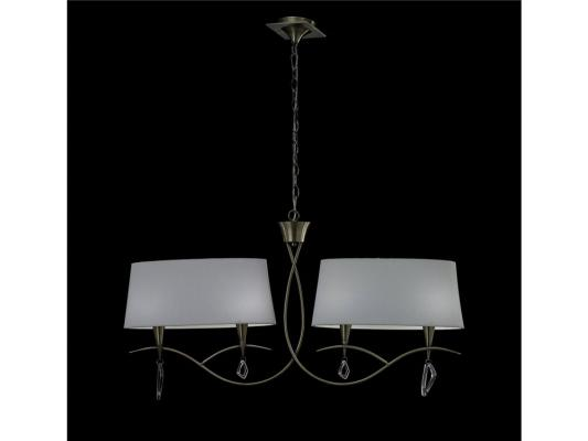 Подвесной светильник Mantra Mara Antique Brass 1622 mantra бра mantra mara 1648