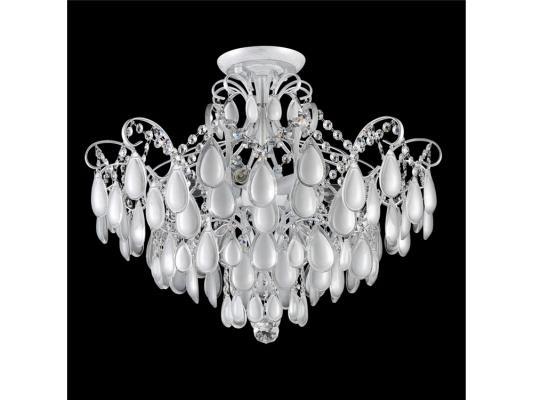 Потолочная люстра Crystal Lux Sevilia PL6 Silver люстра crystal lux fontain sp8