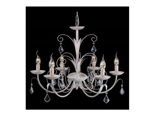 Подвесная люстра Crystal Lux Viola SP6 crystal lux люстра crystal lux viola sp8