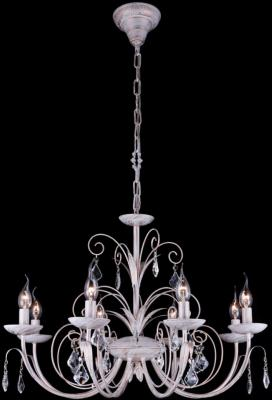 Потолочная люстра Crystal Lux Viola SP8 crystal lux люстра crystal lux viola sp8