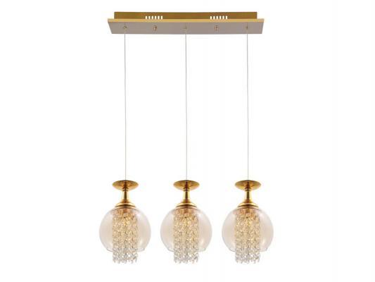 Подвесной светильник Crystal Lux Chik SP3 Gold
