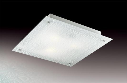 Потолочный светильник Sonex Grafika 3257 настенно потолочный светильник sonex 2257 sn15 068 grafika chrome white