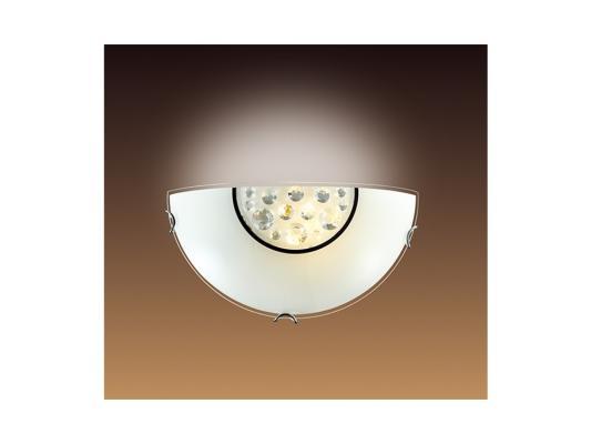 Настенный светильник Sonex Lakrima 028 sonex 028 sn15 027 lakrima