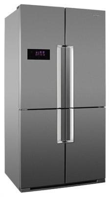 Холодильник Vestfrost VF 910 X серебристый