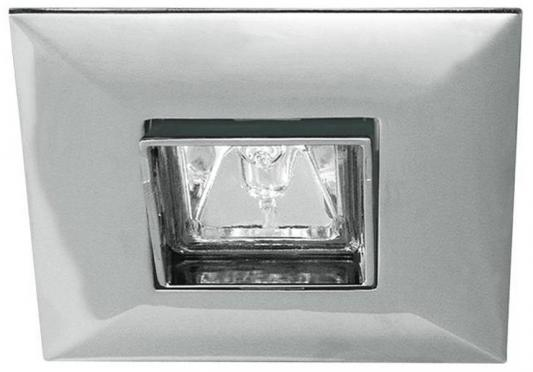 Встраиваемый светильник Paulmann Quadro 5708 paulmann влагозащитный светильник paulmann gemini double pack ip44 703 54