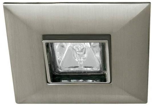 Встраиваемый светильник Paulmann Quadro 5709