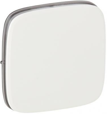 Лицевая панель Legrand Valena Allure для переключателя промежуточного белый 755075
