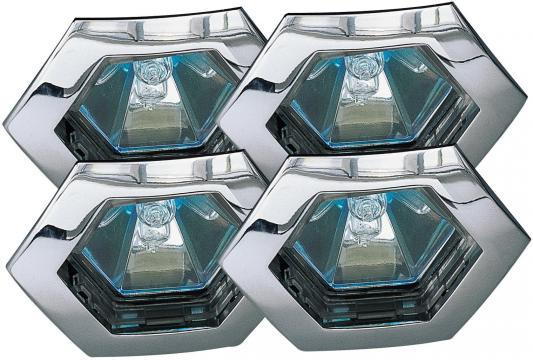 Уличный светильник (в комплекте 4 шт.) Paulmann Premium Hexa 99568