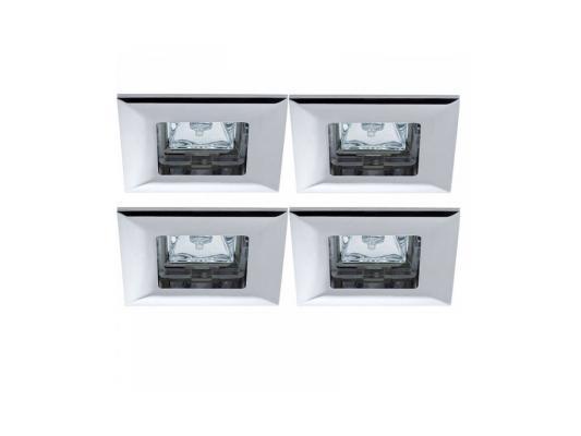 Уличный светильник (в комплекте 4 шт.) Paulmann Premium Quadro 99573