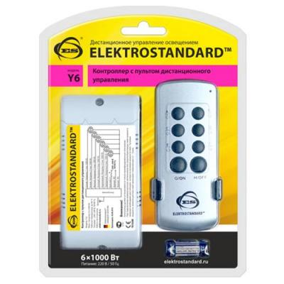 Пульт управления светом Y6 Elektrostandard 4690389062520 от 123.ru