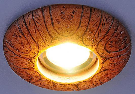 Встраиваемый светильник с двойной подсветкой Elektrostandard 3040 желтая подсветка 4690389030536 elektrostandard встраиваемый светильник со светодиодами elektrostandard 3020 желтая подсветка yl led 4690389030482