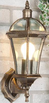 Уличный настенный светильник Elektrostandard Capella 4690389012228 уличный светильник elektrostandard capella 4690389012235