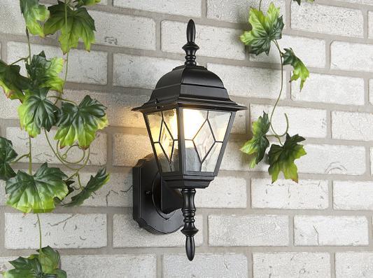 Уличный настенный светильник Elektrostandard Vega 4690389012310