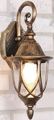 Уличный настенный светильник Elektrostandard Orion 4690389012280 elektrostandard orion черный