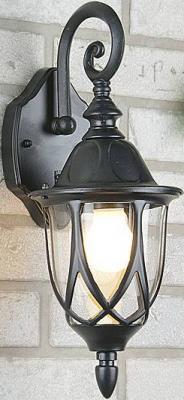 Уличный настенный светильник Elektrostandard Orion 4690389012297