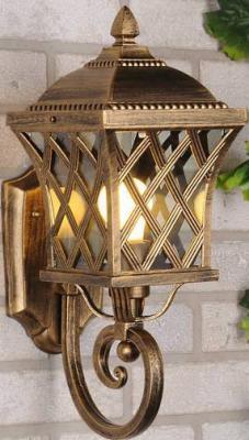Уличный настенный светильник Elektrostandard Cassiopeya U 4690389017322