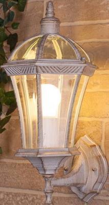 Уличный настенный светильник Elektrostandard Capella 4690389038310