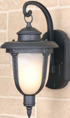Уличный настенный светильник Elektrostandard Atlas 4690389042768