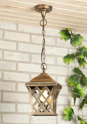 Уличный подвесной светильник Elektrostandard Cassiopeya 4690389017339