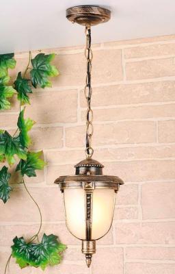 Уличный подвесной светильник Elektrostandard Atlas 4690389042836