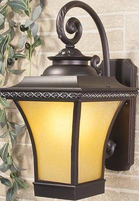 Уличный настенный светильник Elektrostandard Libra D венге 4690389064739