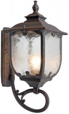 Уличный настенный светильник Elektrostandard Sculptor U капучино 4690389064715